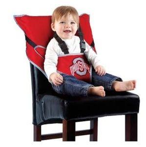 Ohio State cozy cover portable easy seat.